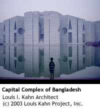 Capital Complex of Bangladesh